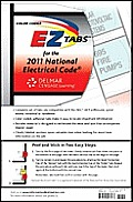 National Electrical Code 2011 Tabs Cover