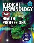 Medical Terminology for Health Professions-with CD and Flashcards (7TH 13 Edition)
