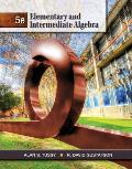 Elementary and Intermediate Algebra (5TH 13 Edition)