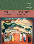World History, Volume 2 : Since 1500 (7TH 13 - Old Edition)