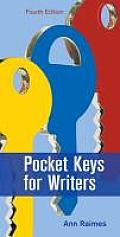 Pocket Keys for Writers (4TH 13 Edition) Cover