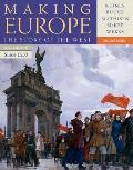 Making Europe, Volume II: The Story of the West: Since 1550