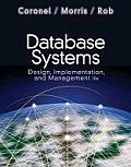 Database Systems: Design, Implementation, and Management [With Access Code] Cover