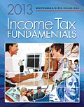 Income Tax Fundamentals 2013 with H&r Block at Home Tax Preparation Software CD ROM