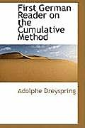 First German Reader on the Cumulative Method