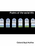 Psalms of the Social Life