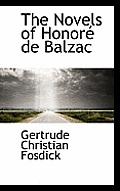 The Novels of Honor de Balzac