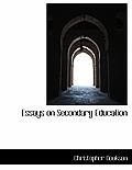 Essays on Secondary Education