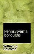 Pennsylvania Boroughs