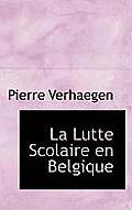 La Lutte Scolaire En Belgique