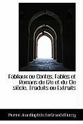 Fabliaux Ou Contes, Fables Et Romans Du 12e Et Du 13e Si Cle, Traduits Ou Extraits