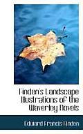 Finden's Landscape Illustrations of the Waverley Novels