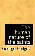 The Human Nature of the Saints