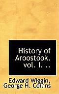 History of Aroostook