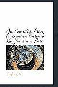 Au Conseiller Prive de Legation Baron de Knyphausen a Paris