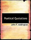 Poetical Quotations