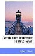 Communium Naturalium Fratris Rogeri