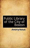 Public Library of the City of Boston