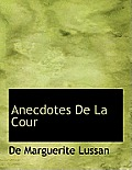 Anecdotes de La Cour