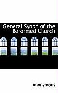 General Synod of the Reformed Church