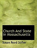 Church and State in Massachusetts