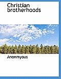 Christian Brotherhoods