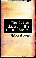The Butter Industry in the United States