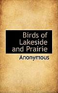 Birds of Lakeside and Prairie