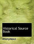 Historical Source Book