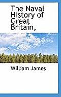 The Naval History of Great Britain,