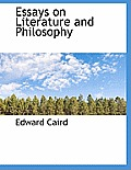 Essays on Literature and Philosophy