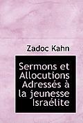 Sermons Et Allocutions Adress?'s La Jeunesse Isra Lite