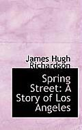 Spring Street: A Story of Los Angeles
