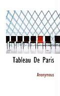 Tableau de Paris