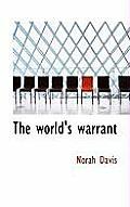 The World's Warrant