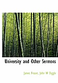 University and Other Sermons