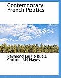 Contemporary French Politics
