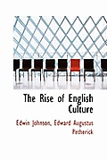 The Rise of English Culture