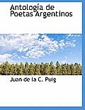 Antolog a de Poetas Argentinos