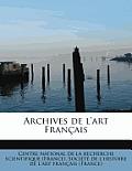 Archives de L'Art Francais