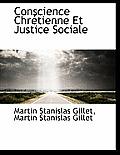 Conscience Chr Tienne Et Justice Sociale