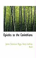 Epistles to the Corinthians