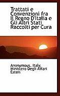 Trattati E Convenzioni Fra Il Regno D'Italia E Gli Altri Stati Raccolti Per Cura