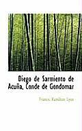 Diego de Sarmiento de Acu A, Conde de Gondomar