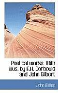 Poetical Works. with Illus. by E.H. Corbould and John Gilbert