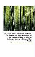 Die Judische Literatur Seit Abschluss Des Kanons. Eine Prosaische Und Poetische Anthologie Mit Biogr