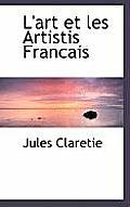 L'Art Et Les Artistis Francais