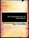 The Corporation Act of Connecticut