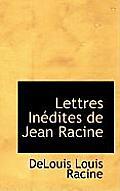 Lettres in Dites de Jean Racine
