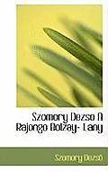 Szomory Dezso a Rajongo Bolzay- Lany